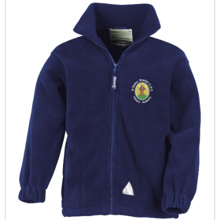 St Blasius Fleece